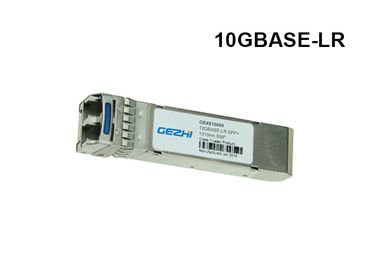 ประเทศจีน 10GBASE-LR 10km SFP Optical Module SMF Small Form - Factor Pluggable Transceiver โรงงาน