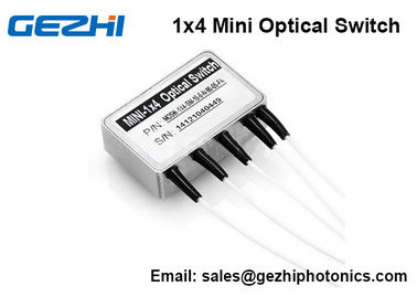 ประเทศจีน Similar Aglitron LightBend Mini 1x4 OptoMechanical Fiber optical Switch ผู้จัดจำหน่าย