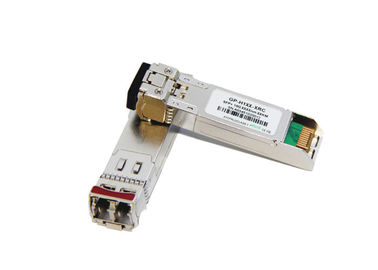 ประเทศจีน Duplex LC 10G SFP + Module , 1310nm Wavelength SFP+ Optical Transceiver โรงงาน